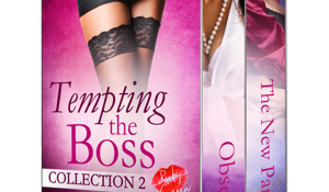 Tempting the Boss, Collection 2 by Ruby Carew