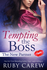 Tempting the Boss, The New Partner by Ruby Carew