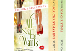 All He Wants, Christmas Collection